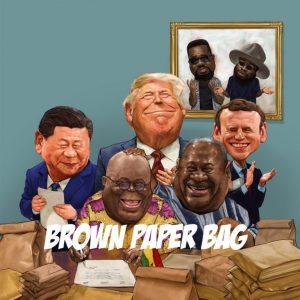Download Mp3: Sarkodie – Brown Paper Bag Ft. M.anifest